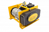 Electric industrial winches
