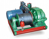 JM Electric winch