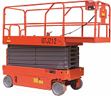 Mobile lift platforms