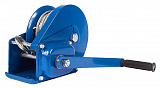 Manual drum-type BHW winch