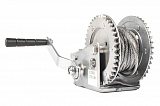 Manual drum-type LHW winch