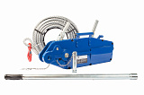 Levered winches